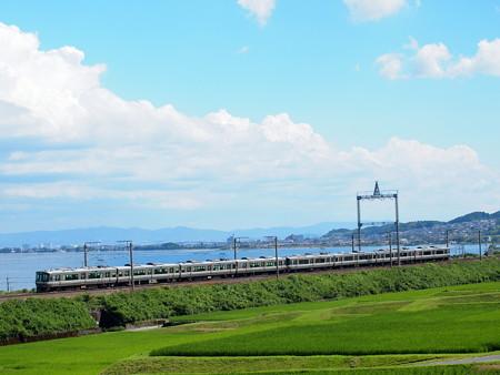 223系新快速 湖西線蓬莱~志賀02