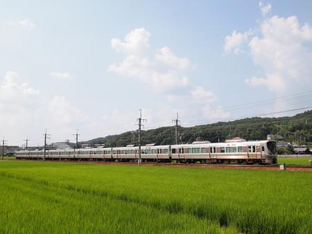 225系丹波路快速 福知山線道場~三田