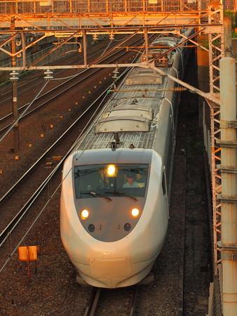 681系特急サンダーバード 東海道本線山科~京都