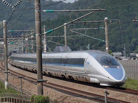500系こだま 山陽新幹線岡山~相生