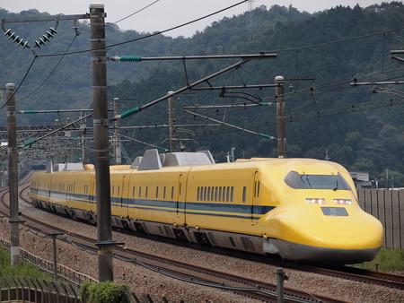 ドクターイエロー 山陽新幹線岡山~相生