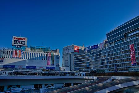 新宿駅SDIM0077