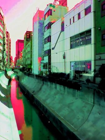 渋谷駅界隈_渋谷川-01