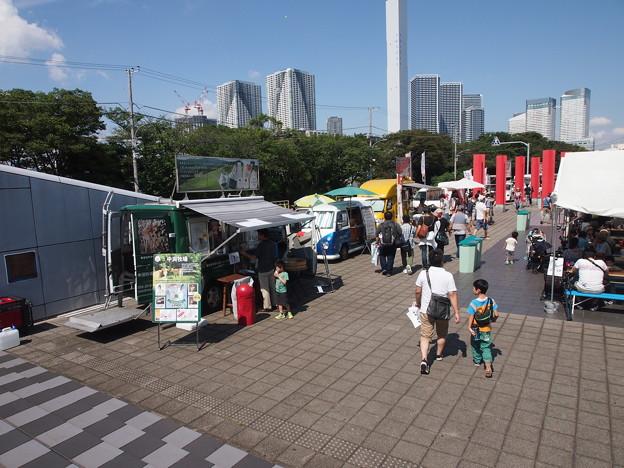 Photos: バスまつり2015イン晴海