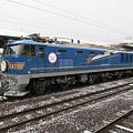 写真: EF510+24系 北斗星上野行き