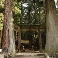 写真: 室生龍穴神社