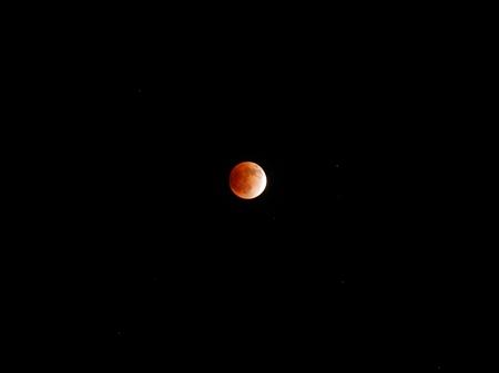 月食 DSCN0361
