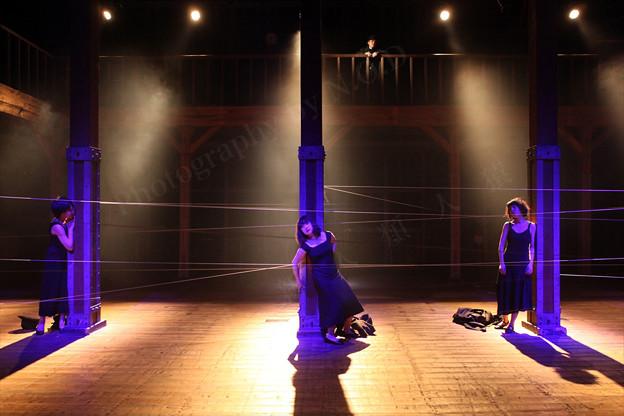 劇団新人類人猿 特別公演『制御不能 versionII』8