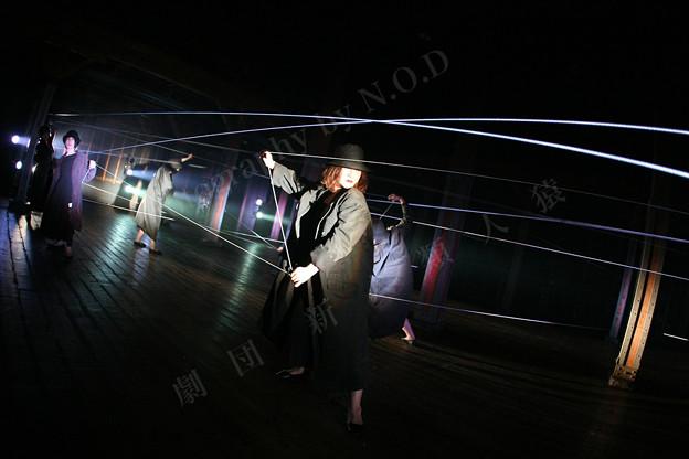 劇団新人類人猿 特別公演『制御不能 versionII』14