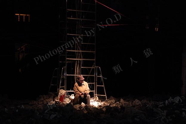 劇団新人類人猿 特別公演『制御不能』3