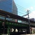有楽町駅の高架