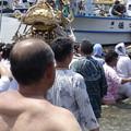 神輿タコの男