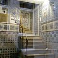 写真: マイセンのタイルで飾られた家