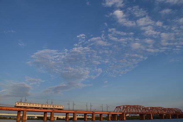 紀ノ川を行く