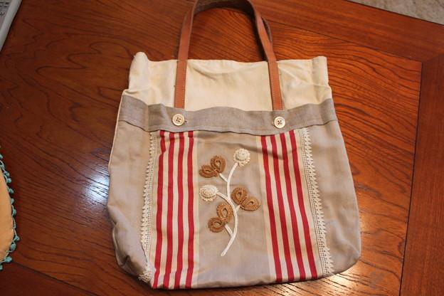 手作りのバッグ2