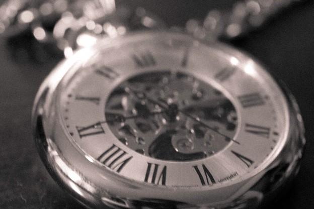 お気に入り懐中時計