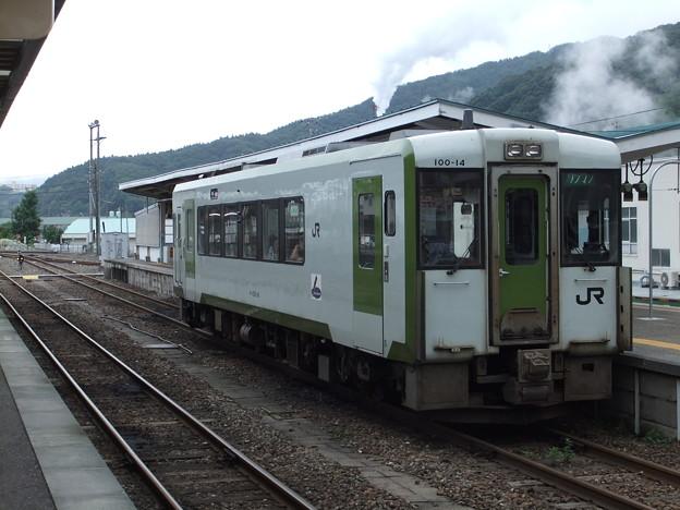 釜石線キハ100系0番台 キハ100-14