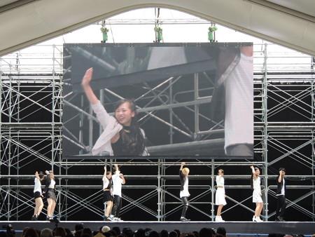8/8(土) ヤクルト戦の竜陣祭でステージイベントいろいろスタートです。