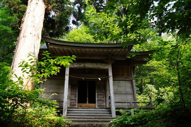 Photos: 龍ヶ窪伝説の地