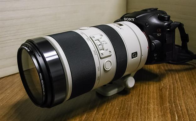 α57+70-400mm F4-5.6 G SSMII