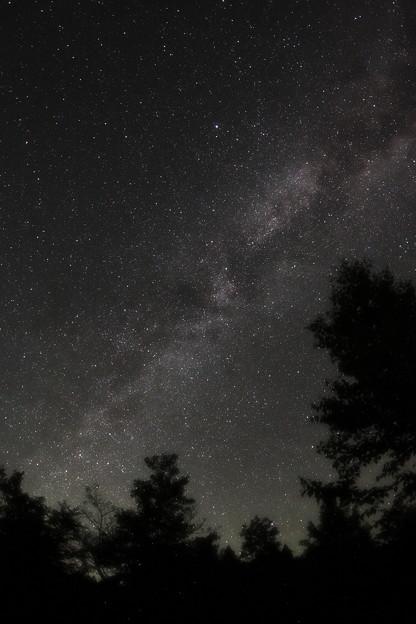 銀河 連なる