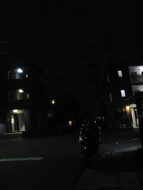 写真: IMG_9675 夜明け前