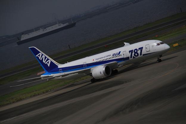 ANA Boeing 787-881(JA824A)