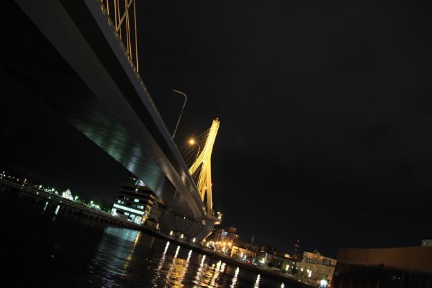 青森ベイブリッジ -9- 夜景