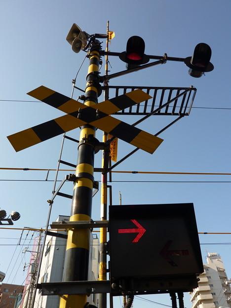 Memory 電車は右方向へ…