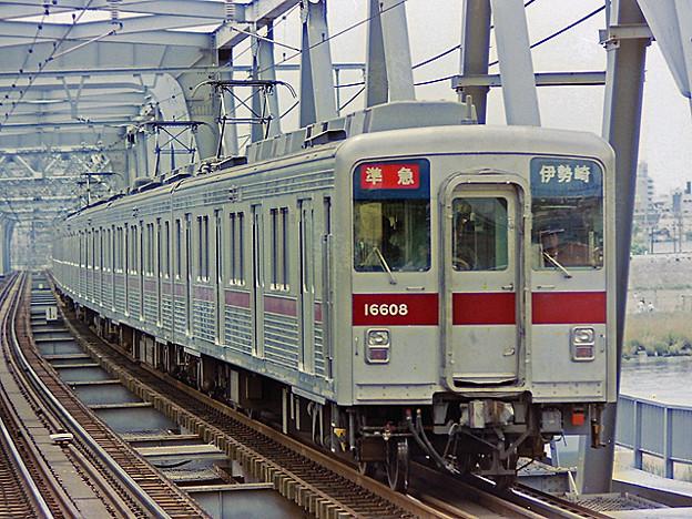 東武鉄道 10000型 【準急】伊勢崎