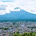 NEX富士山へ