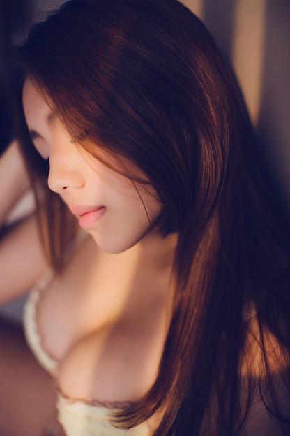 シュールな美女とビッグなバストッ 今日の気になる小姐 8-20 (4)