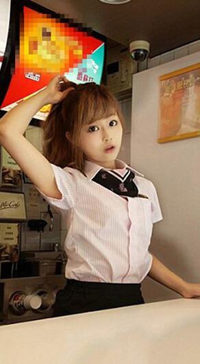 台湾で大人気の癒しの店員さんッ(笑) 今日の気になる小姐 8-28 (3)