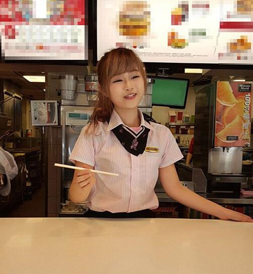 台湾で大人気の癒しの店員さんッ(笑) 今日の気になる小姐 8-28 (5)