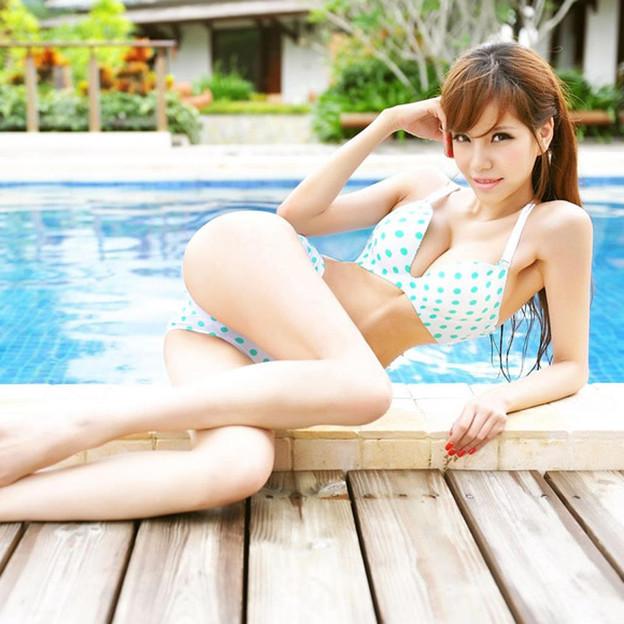 水着のオネエちゃん画像 もちろんビキニ(笑) 今日の気になる小姐 8-31 (4)
