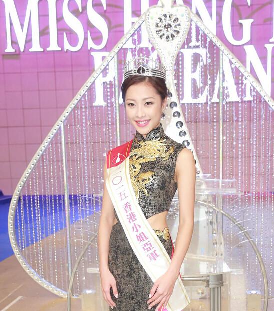 2015ミス香港 今年のミスは・・・(笑) 今日の大陸小姐 9-23 (6)