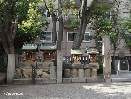 難波八坂神社P5310926