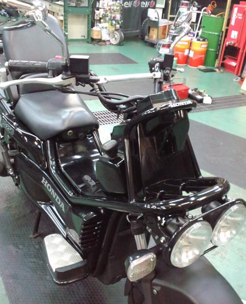 Honda PS250 ~Before