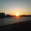 Photos: 夕日20120104inMiyazaki2