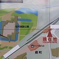 松代駅 周辺案内図