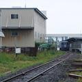 稚内駅 遠景