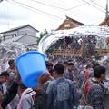 写真: 布川神社臨時大祭一日目 禊