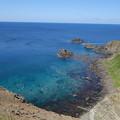 写真: 北の入江