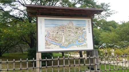 昔の姫路城?