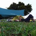 Photos: 20150809_01 辰ノ口親水公園キャンプ?