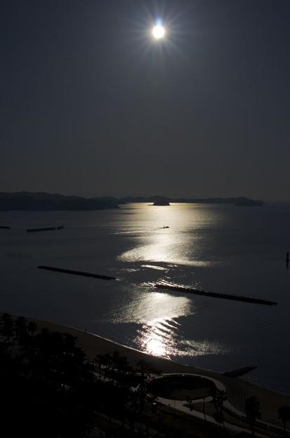 Photos: 知多湾の朝_2342