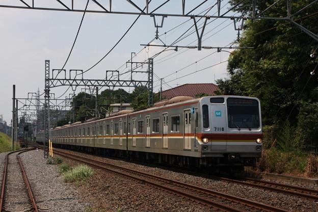 東京メトロ7000系(3)