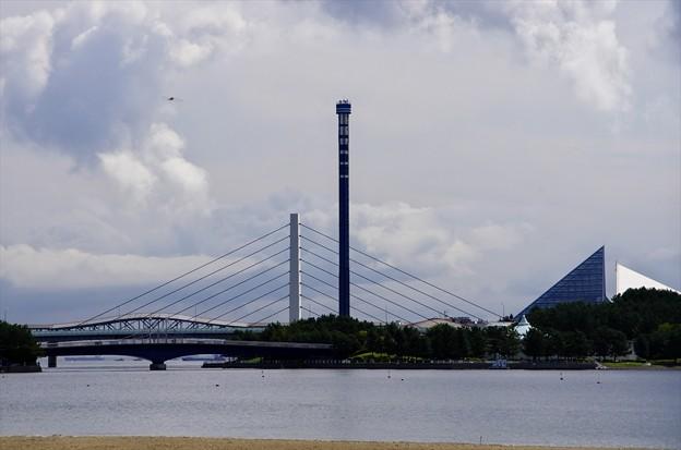 2015晩夏04八景島・海の公園「橋」
