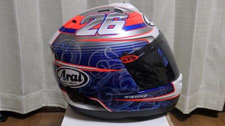 20150809 Arai RX-7X Dani Pedrosa replica (4)