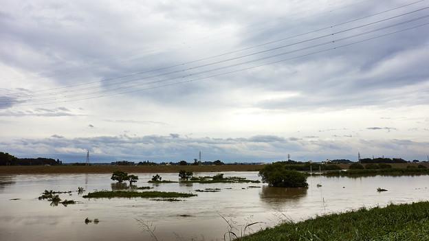 2015年9月10日 大雨